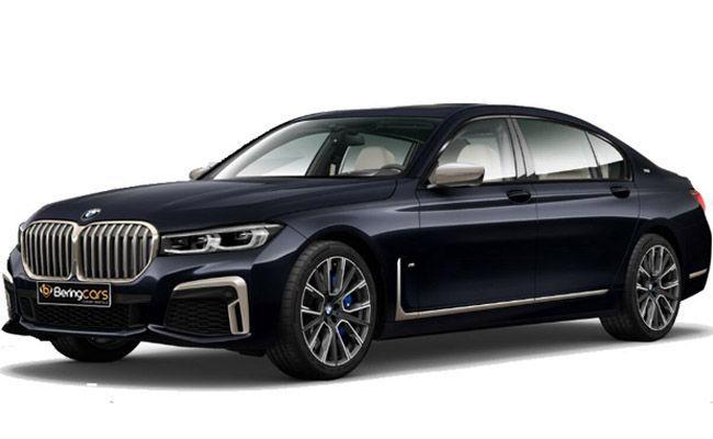 Alquilar BMW SERIE 7