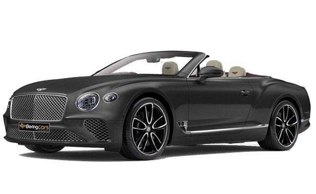Alquilar Bentley Continental GTC