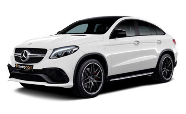 Alquilar Mercedes Benz GLE Coupe 63 S
