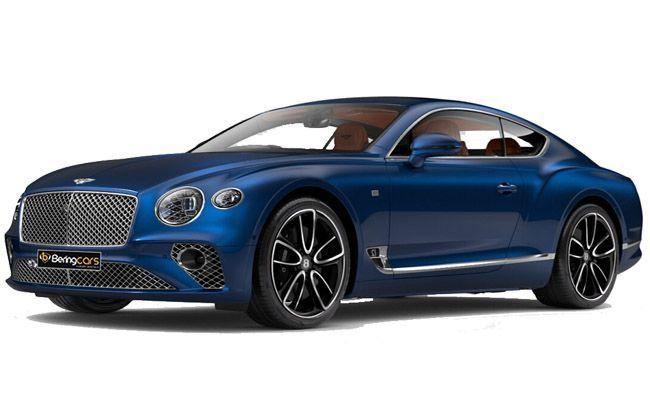 Alquilar Bentley Continental GT