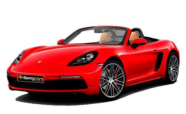 cuanto cuesta alquilar un Porsche